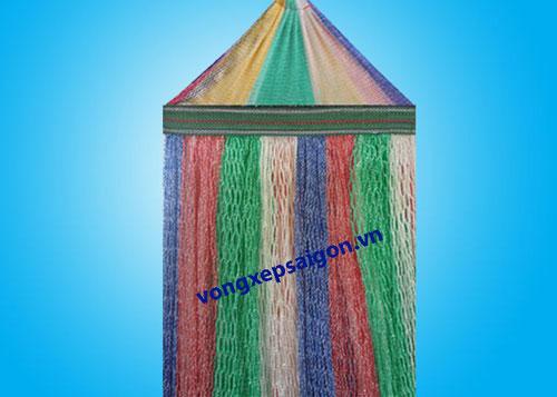 võng lưới 2 lớp cán thép nhiều màu
