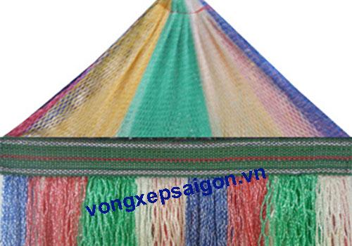 võng lưới cán thép có nhiều màu 2 lớp