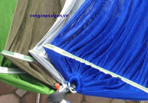 võng lưới cán thép khổ rộng 2 lớp loại tốt
