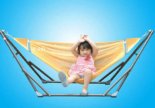 võng lưới loại tốt dành cho em bé tre em