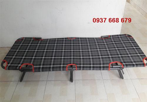 giường lưới văn phòng ngủ trưa xếp gọn