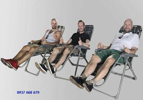 ghế giường xếp nằm thư giãn loại bền chắc giá rẻ